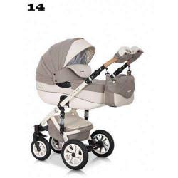 14 - Детская коляска Riko Brano Ecco 3 в 1