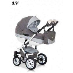 17 - Детская коляска Riko Brano Ecco 3 в 1