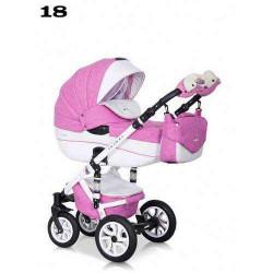 18 - Детская коляска Riko Brano Ecco 3 в 1
