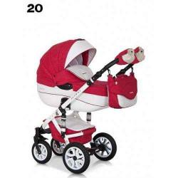 20 - Детская коляска Riko Brano Ecco 3 в 1