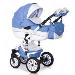 Детская коляска Riko BRUNO ECCO (3-в-1)