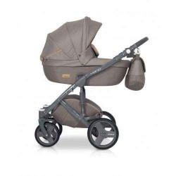 caramel-2 - Детская коляска Riko Vario 3 в 1