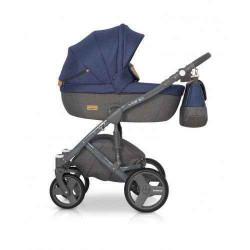 denim-5 - Детская коляска Riko Vario 3 в 1
