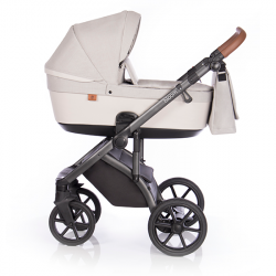 Ivory - Детская коляска Roan Bloom 3 в 1