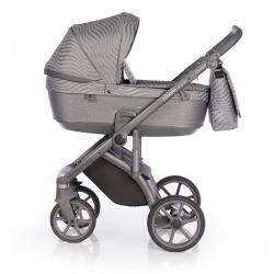 Steel - Детская коляска Roan Bloom 3 в 1
