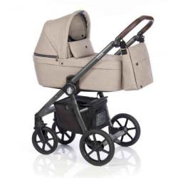 Beige - Детская коляска Roan Coss 3 в 1