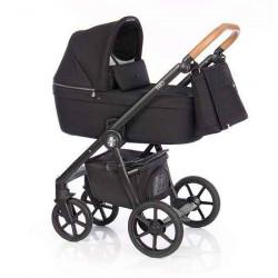 Black - Детская коляска Roan Coss 3 в 1