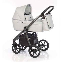 Grey - Детская коляска Roan Coss 3 в 1