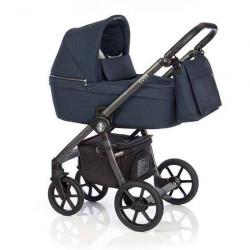 Navy - Детская коляска Roan Coss 3 в 1