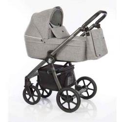 Titanium - Детская коляска Roan Coss 3 в 1