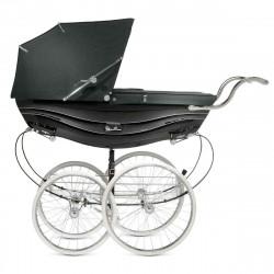 Black - Детская коляска Silver Cross Balmoral