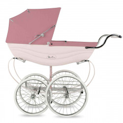 Pink - Детская коляска Silver Cross Balmoral