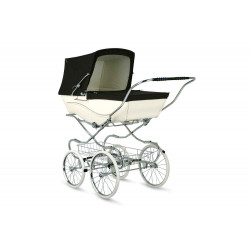 Cream Brown - Детская коляска Silver Cross Kensington