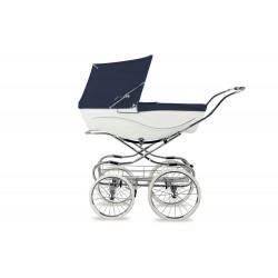 White/Navy - Детская коляска Silver Cross Kensington