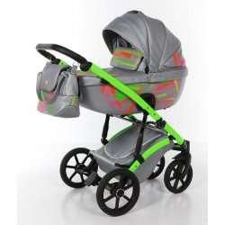 TN-03 - Детская коляска Tako Neon 3 в 1