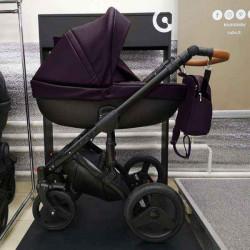 03 - Детская коляска Tutic X-lancer 3 в 1
