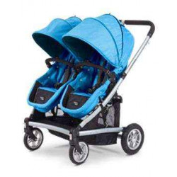 Marine - Детская коляска Valco Baby Zee Spark Duo
