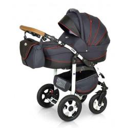 1 - Детская коляска Verdi Broko 3 в 1