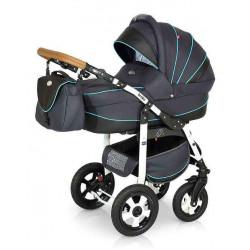 2 - Детская коляска Verdi Broko 3 в 1