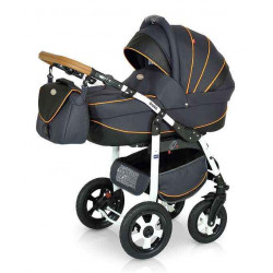 3 - Детская коляска Verdi Broko 3 в 1