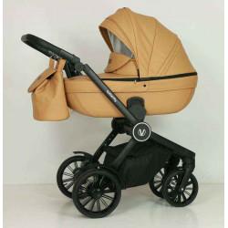 Beige - Детская коляска Verdi Batterfly 3 в 1