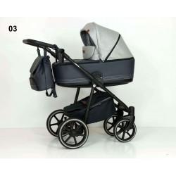 03 - Детская коляска Verdi Logos 3 в 1
