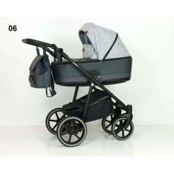 06 - Детская коляска Verdi Logos 3 в 1
