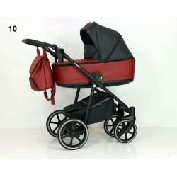 10 - Детская коляска Verdi Logos 3 в 1