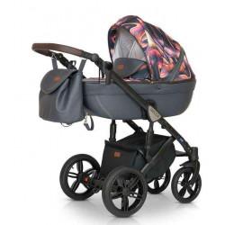 KJ11 - Детская коляска Verdi Mocca 3 в 1