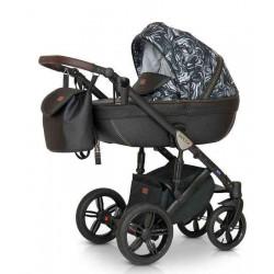 K6 - Детская коляска Verdi Mocca 3 в 1