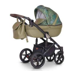 K8 - Детская коляска Verdi Mocca 3 в 1