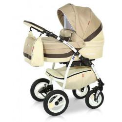 2 - Детская коляска Verdi Optima 3 в 1