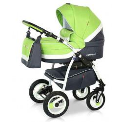 3 - Детская коляска Verdi Optima 3 в 1