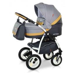 6 - Детская коляска Verdi Optima 3 в 1