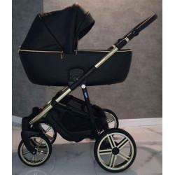 Black - Детская коляска Verdi Topic 3 в 1