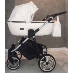 White - Детская коляска Verdi Topic 3 в 1