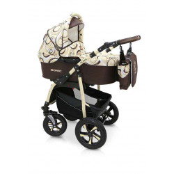 k36 - Детская коляска Verdi sonic 3 в 1