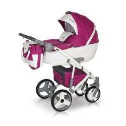 02 - Детская коляска Verdi vango 3 в 1
