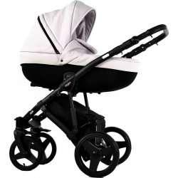 Bianco - Детская коляска Vikalex Bellante 3 в 1