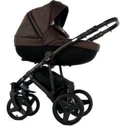 Marrone - Детская коляска Vikalex Bellante 3 в 1