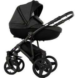 Nero - Детская коляска Vikalex Bellante 3 в 1