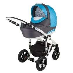 11P - Детская коляска Bebe-Mobile Toscana 2 в 1