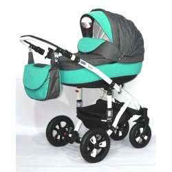 517G - Детская коляска Bebe-Mobile Toscana 2 в 1