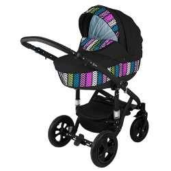 555G - Детская коляска Bebe-Mobile Toscana 2 в 1