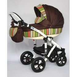 556G - Детская коляска Bebe-Mobile Toscana 2 в 1