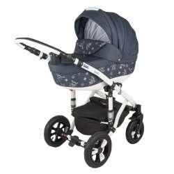 569G - Детская коляска Bebe-Mobile Toscana 2 в 1