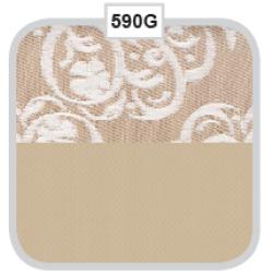 590G - Детская коляска Bebe-Mobile Toscana 2 в 1