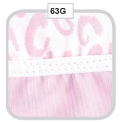 63G - Детская коляска Bebe-Mobile Toscana 2 в 1