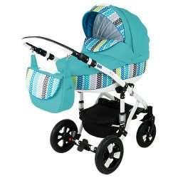924G - Детская коляска Bebe-Mobile Toscana 2 в 1