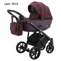 BN-6 - Детская коляска BeBe-Mobile Bolonia 2 в 1